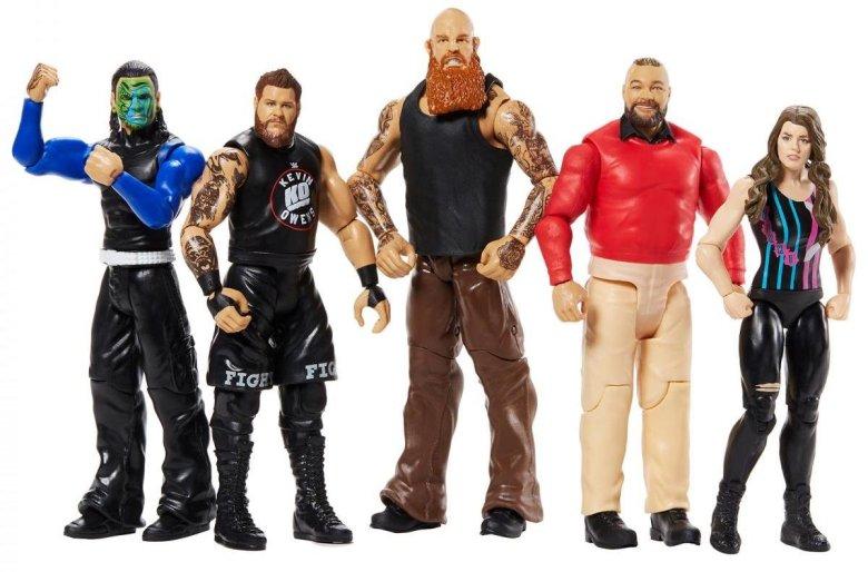 WWE Nikki Cross Series 111 Basic Action Figure Mattel Chase Variant