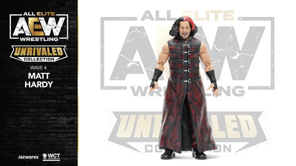 Sammy Guevara Revealed as First Figure in AEW Unrivaled