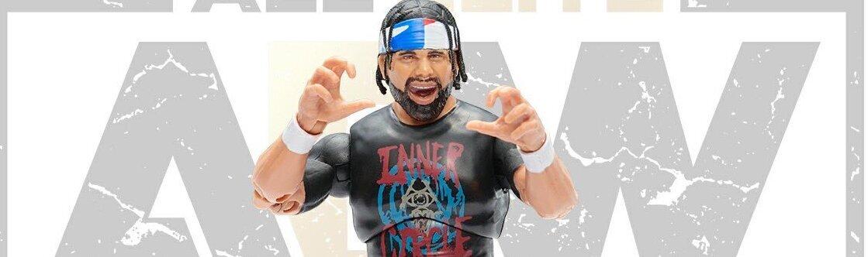 Sammy Guevara - AEW Unrivaled 4 Toy Wrestling Action